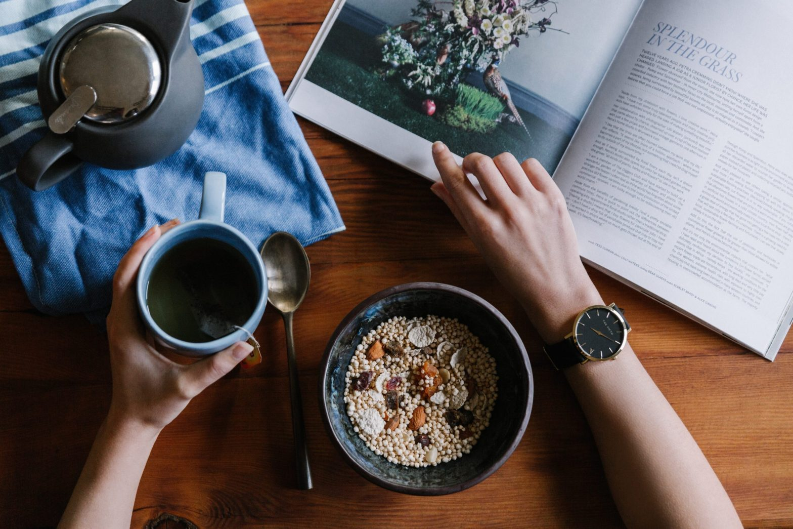 13 Productive things to do in the morning